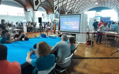 Maker Faire Prague – workshopy AI na dosah ruky